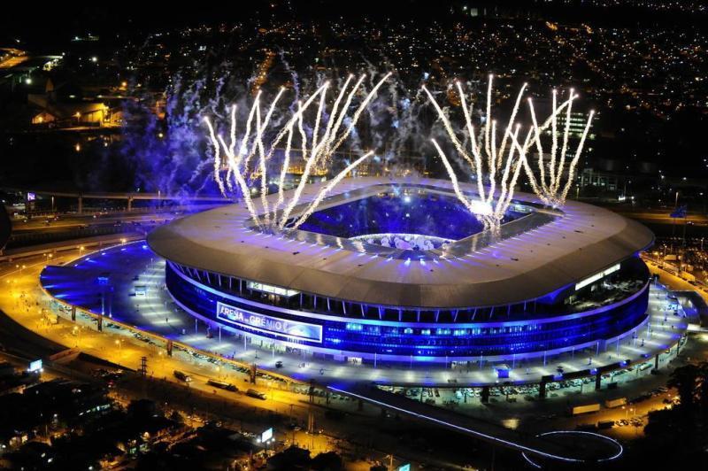 Estádio Arena do Grêmio – Tour