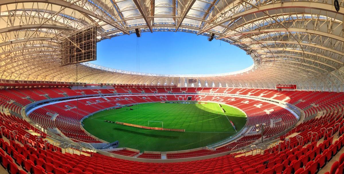 Estádio Beira Rio - Tour